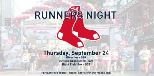 Runners Night Shor