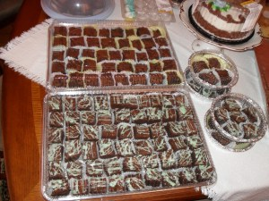 2009 Picnic Brownie Trays